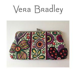Vera Bradley Bags - Vera Bradley Clutch Wallet in Viva LaVera